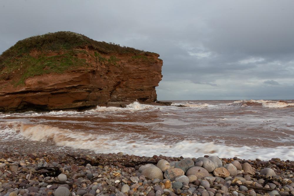 wave photo short exposure, Wellen am Strand in Devon mit kurzer Belichtungszeit eingefangen fotografiert mit