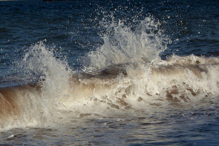 zurückrollende Welle-2968