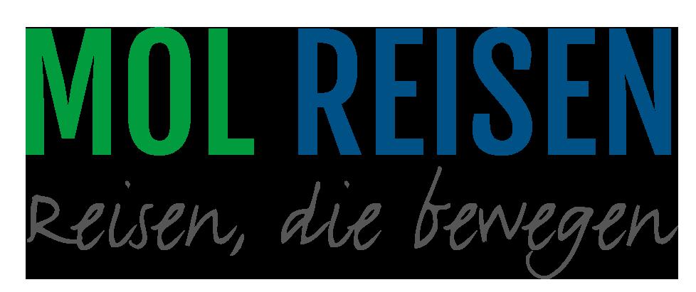 Logo von Mol Reisen, dem Veranstalter dieser Fotowanderreise -Elbsandsteingebirge